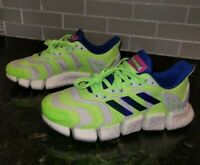 $140 ADIDAS CLIMACOOL VENTO RUNNING SHOES MEN'S 5 WOMENS 6.5 WHITE GREEN FX4731