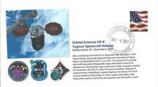 2017 Orbital ATK Cygnus OA-8 ISS Release Wallops Island 6 December