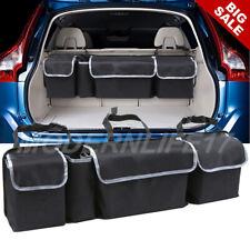 Car Trunk Organizer Oxford Interior Accessory Back Seat Storage For Honda Cr V