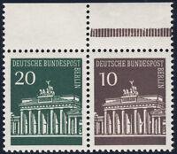 BERLIN, MiNr. 286 II, guter PF, tadellos postfrisch, gepr. Schlegel, Mi. 120,-