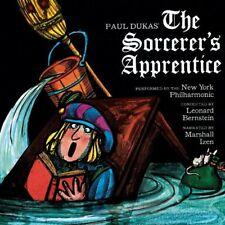 New: The Sorcerer's Apprentice PAUL DUKAS (Leonard Berstein,NY Philharmonic) CD