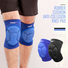1 Pair Protector Sponge Knee Pads Adjustable Basketball Volleyball Support Sport
