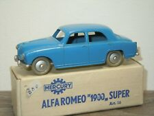 Alfa Romeo 1900 Super - Mercury 16 Italy in Box *33037