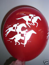 Horse Party Balloons Decoration Race Horse PKT 30 - Melbourne Cup Balloons