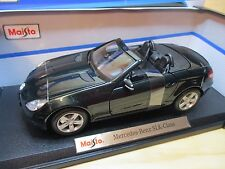 Mercedes-Benz SLK-Class Die-cast Metal Scale 1:18