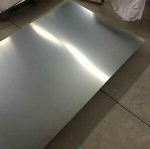 Titanblech 2mm 3.7035 Grade 2 Platten Zuschnitt 100 mm bis 2000 mm