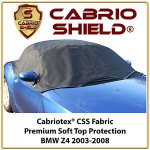 BMW Z4 Soft Top Protection Premium Cabrio Shield 2003-2008