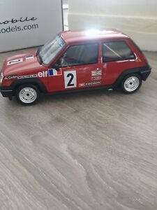 1/18 Renault 5 Gt Turbo Coupe Ottomobile