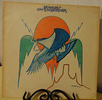 Eagles ‎-On The Border-1974 Asylum #7E-1004 Classic Rock Vinyl LP - EX/VG+
