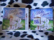 jeu 3ds bella sara the magical horse adventures