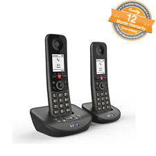 BT Advanced Z Twin Digital Cordless Answerphone with Advanced Call Blocker