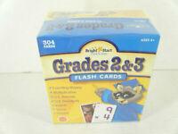 304 2nd 3rd Grade Flash Cards Bright Start Money Multiply Animal President Space
