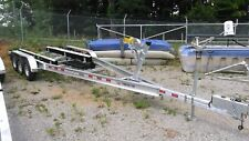 New 2021 Venture Trailers Tri-Axle boat trailer for up to 31' and 10625 pounds