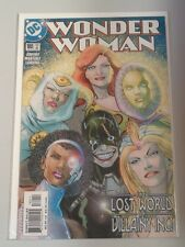 WONDER WOMAN #180 DC COMICS JUNE 2002