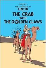 Le crabe aux pinces d'or (les aventures de Tintin), Hergé, Georges Remi,