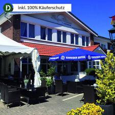 Ostsee 4 Tage Insel Fehmarn Urlaub Hotel Burg Klause Reise-Gutschein 3 Sterne