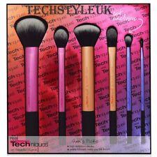 6pcs Real Techniques Sam's Picks Makeup Brushes Powder Blush Foundation Set NEW