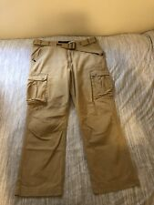 Mens Cargo Pants Size 38