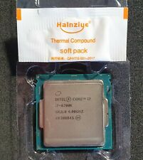 More details for intel core i7 6700k 4.00ghz socket 1151 quad core cpu *tested working* (2)
