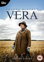 Vera Season 8 Series Eigth Eighth (Brenda Blethyn) New DVD Box Set Region 4