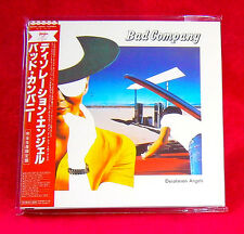 Bad Company Desolation Angels MINI LP CD JAPAN WPCR-12546
