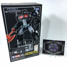 Takara Transformers Masterpiece MP-10B Black Convoy Nemesis Prime