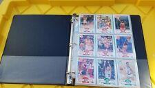 FLEER 90 1990-91 NBA 189 CARD SET! MAGIC JOHNSON, MICHAEL JORDAN, MALONE, HAKEEM