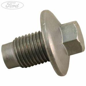 Genuine Ford Sump Plug & Washer (2261879)