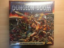 Games Workshop TALISMANO Dungeon of Doom NUOVO CON SCATOLA NUOVO SIGILLATO supplemento perfetto!