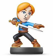 amiibo Mii Sword Fighter version Nintendo 3DS Wii U