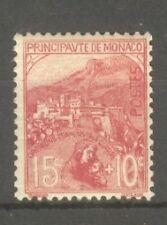 """MONACO STAMP TIMBRE N° 29 """" ORPHELINS DE LA GUERRE 15c + 10c """" NEUF xx TTB"""