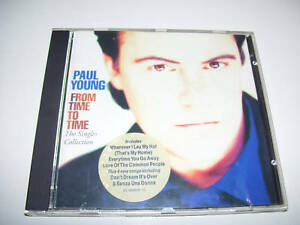 Paul Young - from time to time the singles collection * CD UK 1991 *