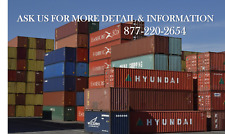 Special La Shipping Amp Storage Container 45 Hc Lalong Beach Ca