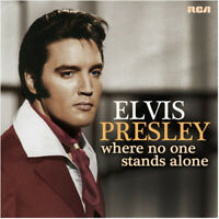 Elvis Presley - Where No One Stands Alone [New CD]