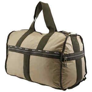 Le Sportsac Essential CR Large Weekender Micro-ripstop Duffle Bag 2291-C119