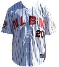 NLBM Mens New Commemorative Baseball Jersey
