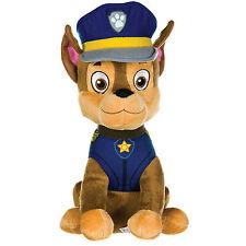 """Nuevo Oficial 12"""" Paw Patrol Pup Juguete Suave Felpa Sentado Chase Nickelodeon perros"""