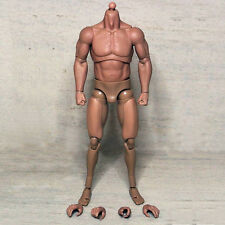 "Hot Toys1/6 Scale Bane Male Muscular Action Figure Body For 12"" Head Sculpt Gift"