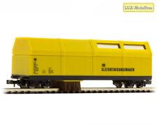 LUX 9070 Gleisstaubsaugwagen mit Start/Stop-Automatik Spur N ++ NEU & OVP