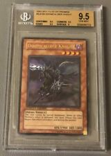 Yu-Gi-Oh! Doomcaliber Knight SJCS-EN006 Ultra Rare Limited Edition BGS 9.5