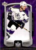 2005-06 Upper Deck Rookie Update Luc Robitaille #47