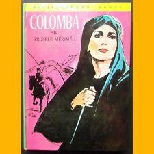 Bibliothèque Verte COLOMBA Prosper Mérimée Philippe Daure 1969