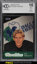1998 Ultra Basketball Dirk Nowitzki ROOKIE RC #118 BCCG 10 (PWCC)