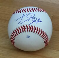 Tyler Beede San Francisco Giants Autograph Signed Baseball