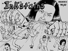 Inkstains Lite:  Season 2 Mini Comic