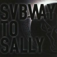 SUBWAY TO SALLY - SCHWARZ IN SCHWARZ   CD NEU