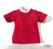 Handmade t-shirt for 1/6 male dolls (Taeyang, Isul, Ken)