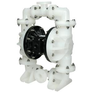 Idex Sandpiper S15B3P1PPAS000 Air Operated Diaphragm Pump