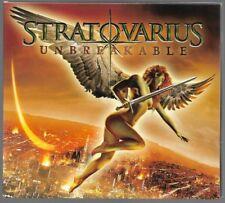 CD MANGA / STRATOVARIUS UNBREAKABLE - ORIGINAL SOUNDTRACK O.S.T / COMME NEUF
