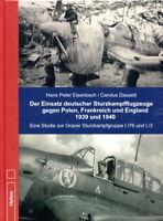 Der Einsatz deutscher Sturzkampfflugzeuge gegen Polen, Frankreich und England